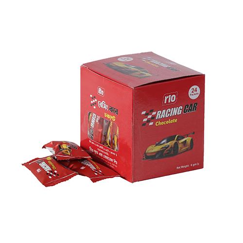 Rio Racing Car Chocolate